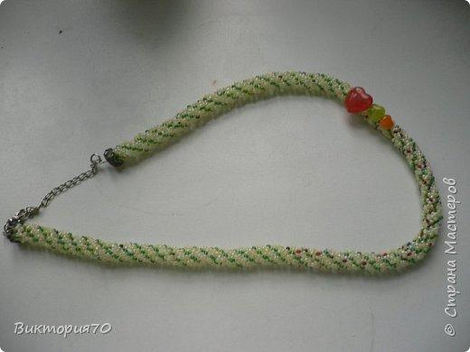 Ожерелье- жгут.2014г. фото 1