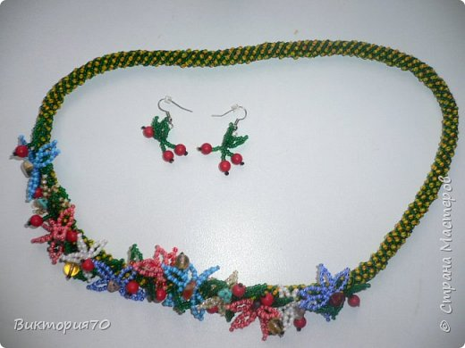 Ожерелье- жгут.2014г. фото 4