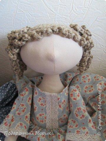 Доброго всем дня! Сшилась очередная кукла-пакетница. фото 11