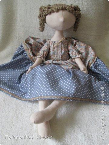 Доброго всем дня! Сшилась очередная кукла-пакетница. фото 10