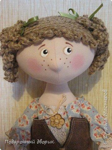 Доброго всем дня! Сшилась очередная кукла-пакетница. фото 7