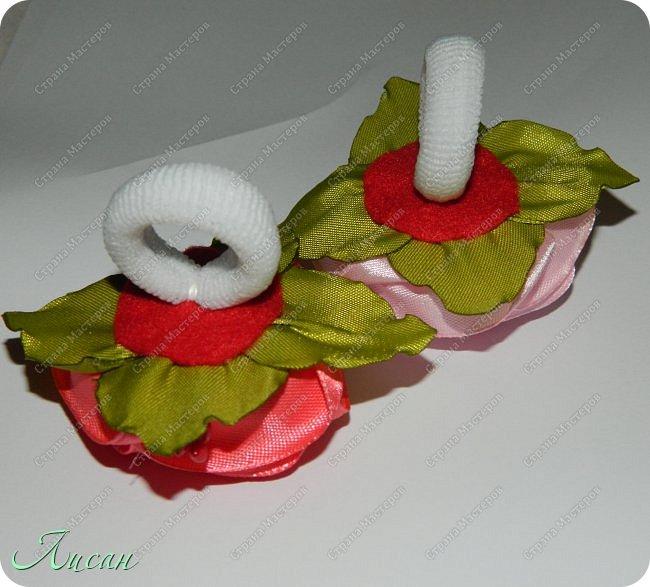 Резинки,заколки. фото 47