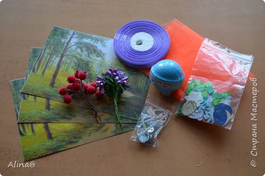 Всем добрый день! Получила я  посылочку по ПИФ игре от Ольги http://stranamasterov.ru/user/305023 .  Все подарочки замечательные! Спасибо большое! Мне все понравилось без исключения!   Обложка для паспорта, ткань и салфетки. фото 3
