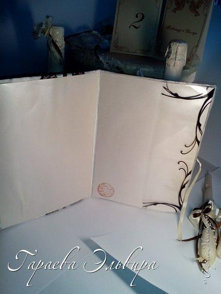 """Доброго ВСЕМ ВСЕМ денечка!!! Вот... наконец таки и до меня добралась волна свадебных заказов... Очень благодарна заказчику за такой заказ... было жутко интересно.. Началось все с золотой гаммы)) а закончилось гаммой """"Молоко и Шоколад""""... Пара интересная и очаровательная!!!.... фото 10"""