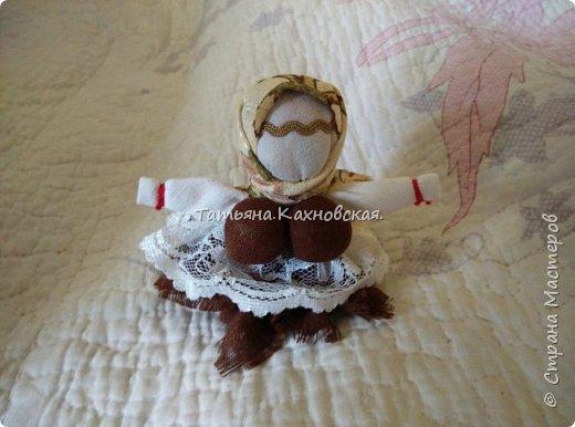 куколка КАПУСТКА. или ВЕПСКАЯ кукла фото 5