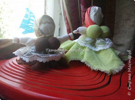 куколка КАПУСТКА. или ВЕПСКАЯ кукла фото 6