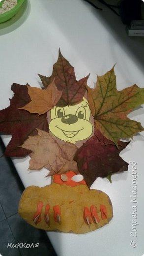 К началу осени.... фото 1