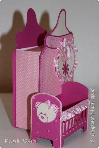 "Упаковка для подарка ""Бутылочка"" фото 7"