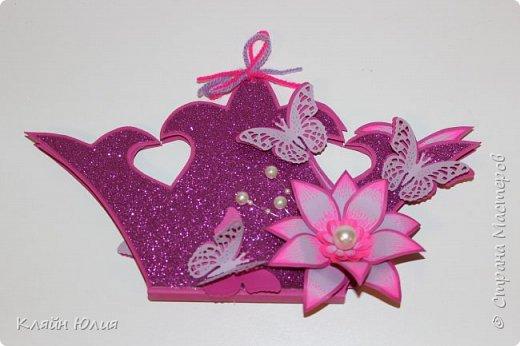 """открытка """"корона принцессы"""" фото 1"""