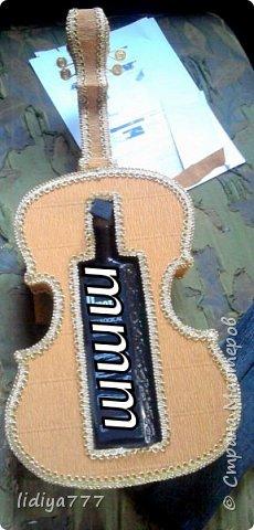 Скрипка фото 3