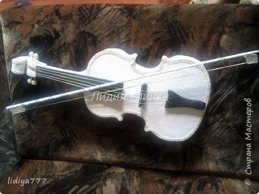 Скрипка фото 4