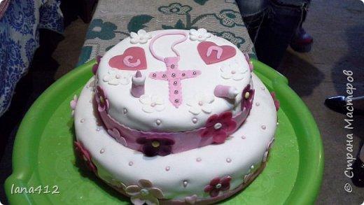 тортик на день рождения дочки фото 6