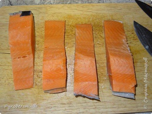 Всем доброго дня. Предлагаю вкусный, лёгкий способ приготовления рыбки, для тех кто раздобудет такую бумагу-гриль. фото 3