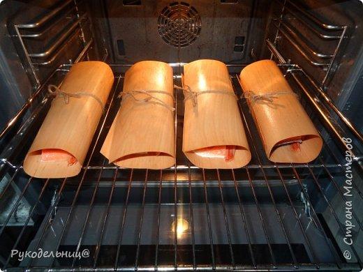 Всем доброго дня. Предлагаю вкусный, лёгкий способ приготовления рыбки, для тех кто раздобудет такую бумагу-гриль. фото 8