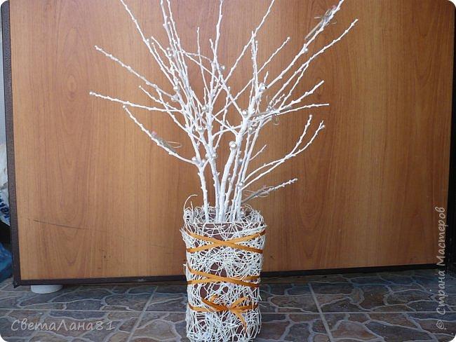 Жемчужное дерево со стрекозами фото 1