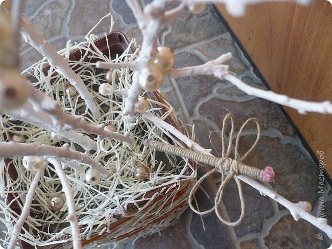 Жемчужное дерево со стрекозами фото 5
