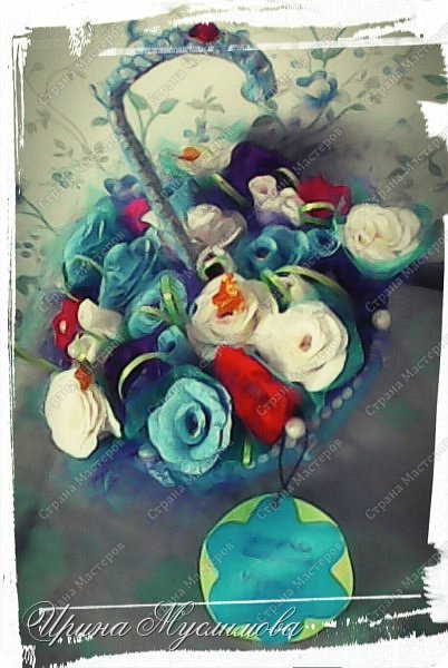 Вот такой зонтик сделали с дочей в школу. Большое спасибо автору Румие Исянбаевой http://stranamasterov.ru/user/310219 создавали по ее МК http://stranamasterov.ru/node/827059?c=favorite