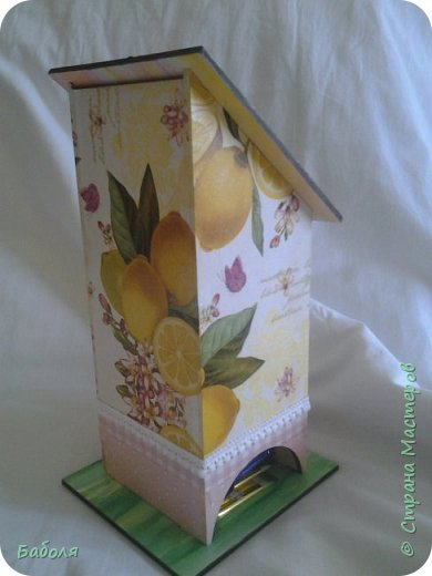 """Чайный домик """"Чай с лимоном"""" фото 2"""