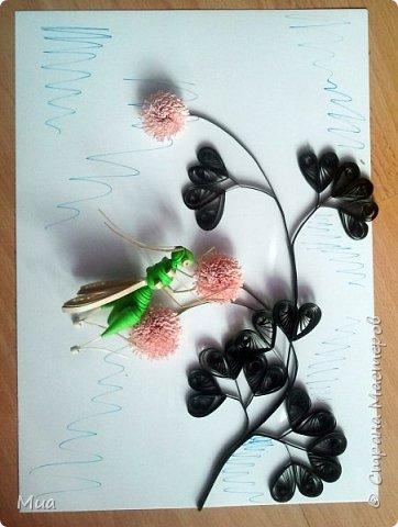 Клевер и кузнечик поделка в садик