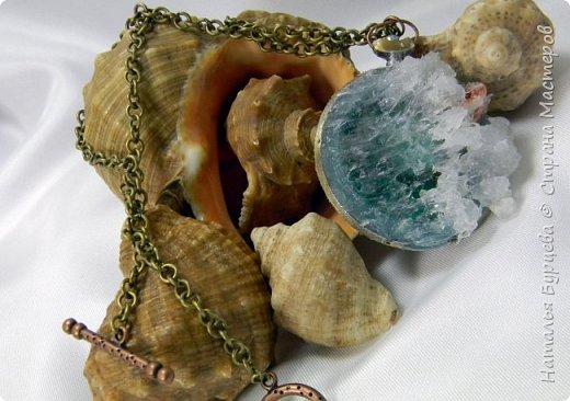 Здравствуйте! Носили ли вы когда-нибудь кусочек моря в кармане?  Сейчас самое время). фото 2