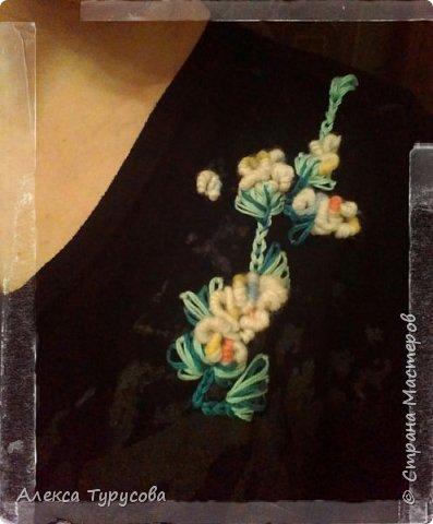 Обычный свитер зацвёл))) фото 2