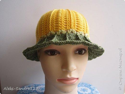 Шляпка ,Лимончик, фото 3