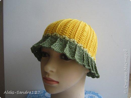 Шляпка ,Лимончик, фото 4