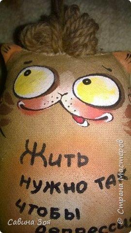 Выиграли в социальной сети вконтакте вот таких замечательных кофейных котиков. Браво мастерице!!!! Очень красивые сувенирчики))))) фото 6