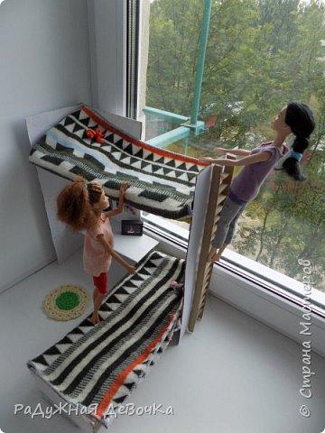 Доброго времени суток дорогие жители Страны Мастеров!!! Сегодня мы с Терезой и Мэй представляем вам их комнату, то есть ее главную часть! фото 2