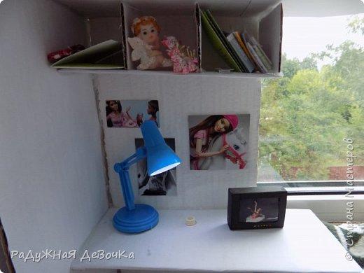Доброго времени суток дорогие жители Страны Мастеров!!! Сегодня мы с Терезой и Мэй представляем вам их комнату, то есть ее главную часть! фото 5
