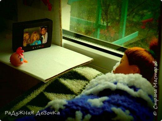 Доброго времени суток дорогие жители Страны Мастеров!!! Сегодня мы с Терезой и Мэй представляем вам их комнату, то есть ее главную часть! фото 11