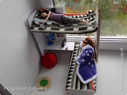 Доброго времени суток дорогие жители Страны Мастеров!!! Сегодня мы с Терезой и Мэй представляем вам их комнату, то есть ее главную часть! фото 9