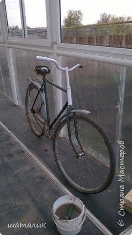 садовый велосипед фото 2