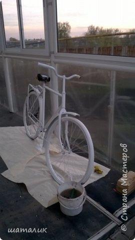 садовый велосипед фото 3
