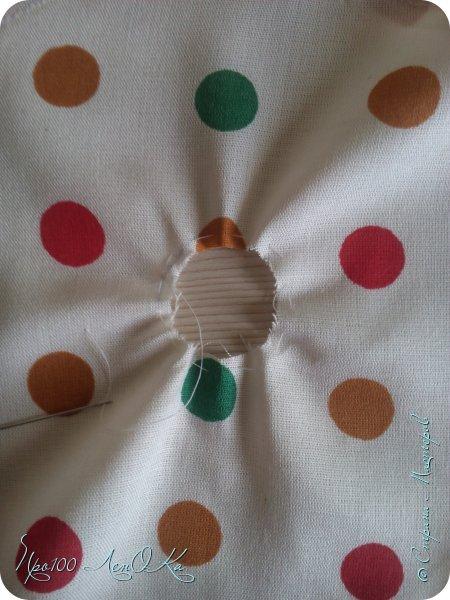 Доброго времени суток, жители СМ! Я решила сделать мк по юбке-солнцу для кукол. Надеюсь, вам он пригодится.  фото 18