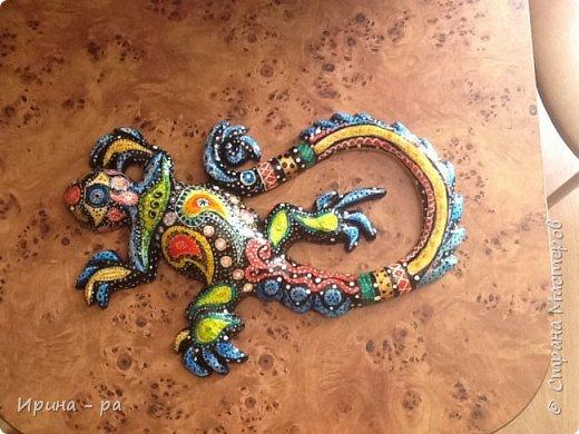Ящерица фото 3