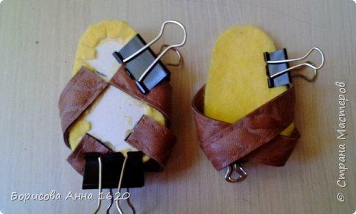 Сегодня хочу представить на ваш суд наши сандалики. фото 17