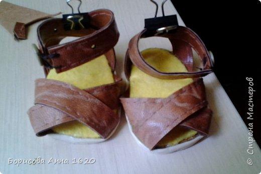 Сегодня хочу представить на ваш суд наши сандалики. фото 22