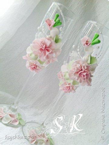 Свадебный мини набор.Нежность  фото 2