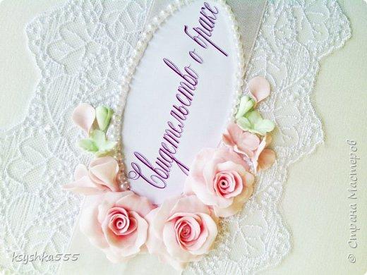 Свадебный мини набор.Нежность  фото 7