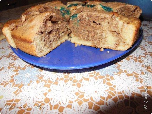 """Сегодня решила поделиться с вами рецептом вкуснейшего пирога """" Зебра"""" думаю вы ни раз слышали о нем фото 15"""