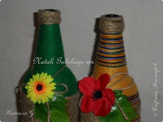 Бутылочки - двойняшки ))) фото 4