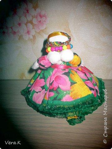 Интерьерная комодная кукла(не оберег)... фото 1