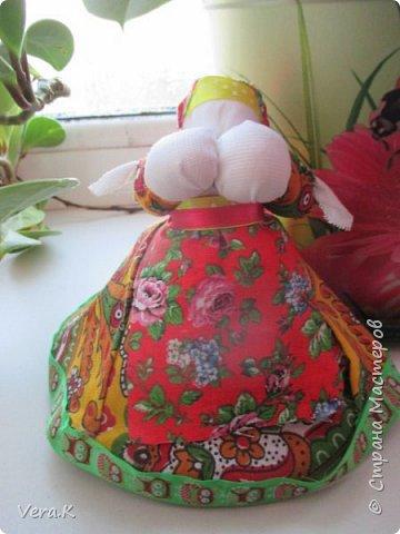 Интерьерная комодная кукла(не оберег)... фото 2