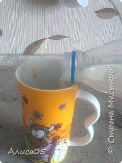 Привет! Я хочу показать рецепт простого бананового коктейля. Это готовый коктейль. фото 7