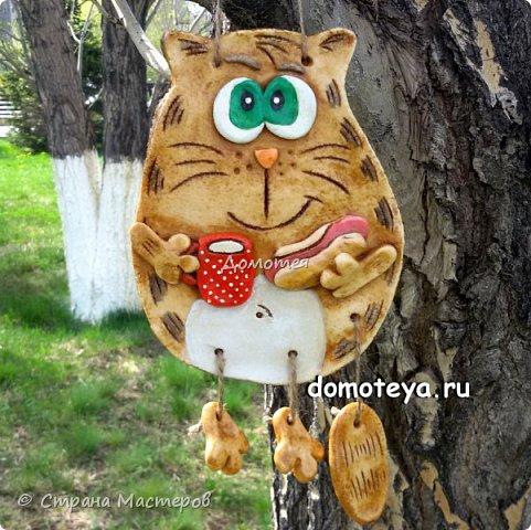 Всем привет, кто заглянул на огонек  =)  Первая парочка - коты-обжорки фото 2