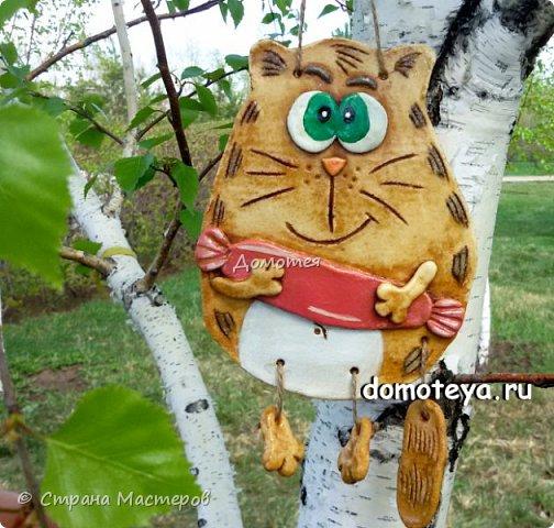 Всем привет, кто заглянул на огонек  =)  Первая парочка - коты-обжорки фото 3