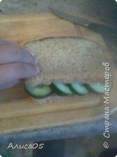 Всем привет! Хочу поделиться своим рецептом вкусных и полезных сэндвичей! Они очень просты в своём приготовлении. фото 5