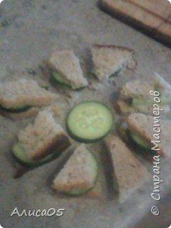 Всем привет! Хочу поделиться своим рецептом вкусных и полезных сэндвичей! Они очень просты в своём приготовлении. фото 7