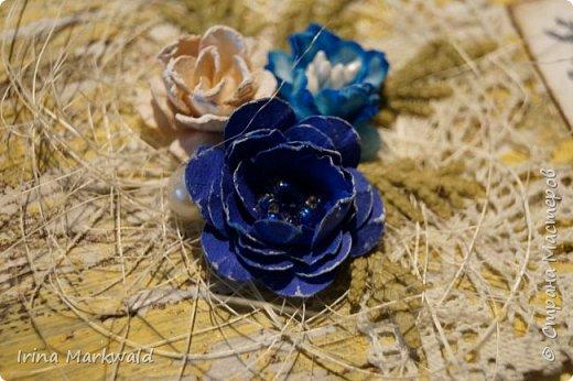 все цветы и фон самодельные фото 4